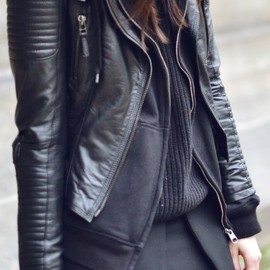 all black_rayer/style