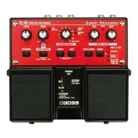 Boss - RC-20XL Loop Station and Phraser