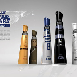 Evian - STAR WARS Edition