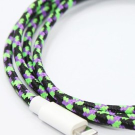 Eastern Collective - Lightning Collective Cable - Zombie - Black/Purple/Green