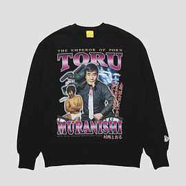 村西とおる, #FR2 - Toru Muranishi collaboration with #FR2 Graphic Crew Sweat[FRC1247]