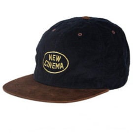 "bal - NEW CINEMA"" BB CAP by GOOFY CREATION (navy)"