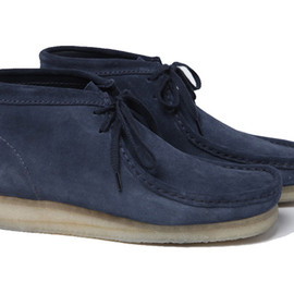 uniform experiment x fragment design x Clarks - 2012 Spring/Summer Wallabee