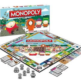 monopoly - South Park Collector's Edition