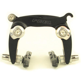 PAUL - racer medium brake black
