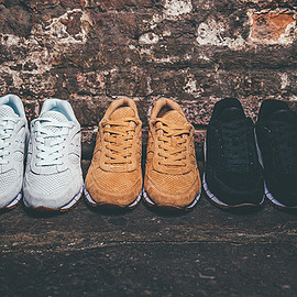 "SAUCONY - The ""IRISH COFFEE"" pack"