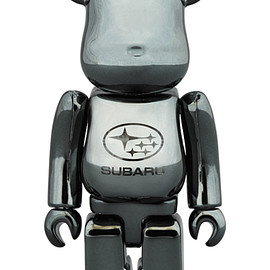 MEDICOM TOY - SUBARU BE@RBRICK THE 2nd ANNIVERSARY LIMITED MODEL