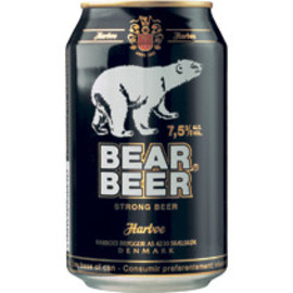 Harboe - BEAR BEER