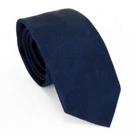 Mr. BATHING APE, UNITED ARROWS - JACQUARD CAMOUFLAGE TIE Navy