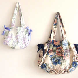emoni - vintage fabric bag