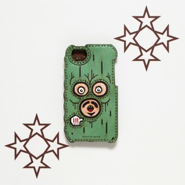 ojaga design - TABOO1 iPhone CASE 「!!!」