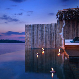 Song Saa Hotel - Cambodia, Private Island Resort (Spring Break with Arrow)