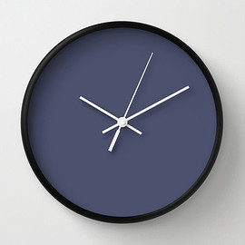 LushTartArtProject - Independence Clock, Blue Clock