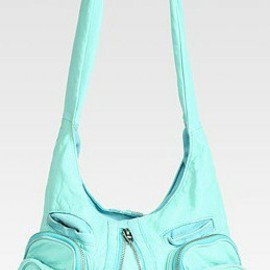 ALEXANDER WANG  - Donna Hobo Bag (Aqua)