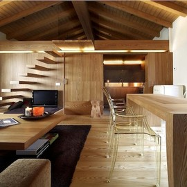 Gorgeous Wood Home by Studio Fanetti