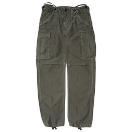 visvim - Eiger Sanction Pants (Dmgd Chino)