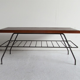 ACME - BELLS FACTORY COFFEE TABLE /ACME FURNITURE
