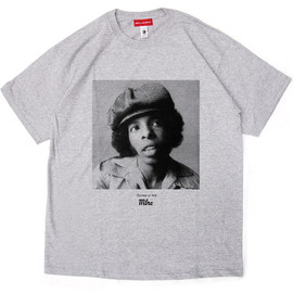 "MILLION RACE - S/S TEE ""Stoned or Not"" (Gray)"