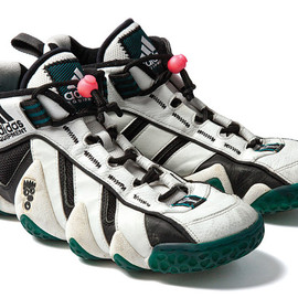 adidas - adidas Keyshawn Johnson Equipment Hi Sneaker