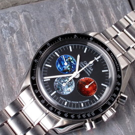 OMEGA - Speed-Master From The Moon To Mars  スピードマスター フロム・ムーン・トゥー・マーズ