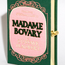 Olympia le-tan - MADAME BOVARY Book Clutch