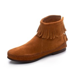 MINNETONKA - Back Zip Boot