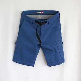 ACTS - CLIMBER CARGO SHORT PANTS (blue)