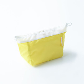 "BAG'n'NOUN - TRAVEL POUCH ""M"" YELLOW"