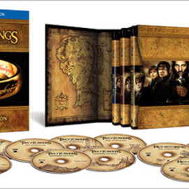 Peter Jackson - Lord of the Ring Extended Edition Blu-ray