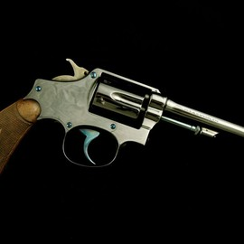 Smith & Wesson - Model of 1905 - Royal Blue