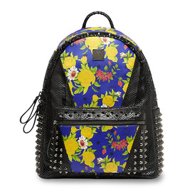 MCM - FLOWER BACKPACK MEDIUM
