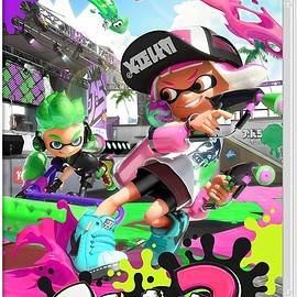 Nintendo, 任天堂 - Splatoon 2