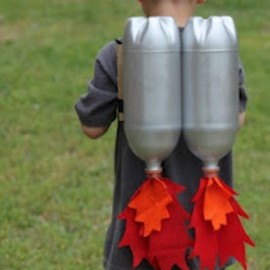 DIY Jet Pack - omg cutest thing ever!