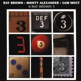 Ray Brown Torio - A Ray Brown 3