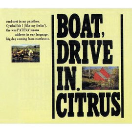 CITRUS - BOAT, DRIVE IN