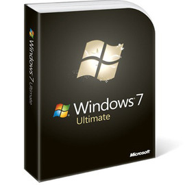 Microsoft - Windows 7 ultimate 64bit