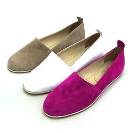 Fabio Rusconi×Washington - Flat Slip-on