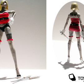 threeA Toys - Custom TQ