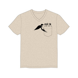 ALL MY T - Tシャツ Swallow in the Pocket