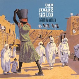 THE MARS VOLTA - Bedlam in Goliath