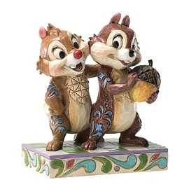 Disney Traditions - Nutty Buddies Chip & Dale