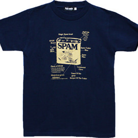 ice-mix - SPAM Tシャツ