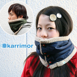 karrimor - neck warmer ネックウォーマー