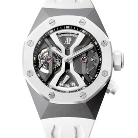 Audemars Pigue - Image of Audemars Piguet Royal Oak Concept GMT Tourbillon