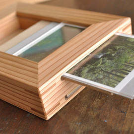 casane hito tsumugu mono - SLEEPING TREES PHOTO FRAME