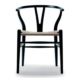 Carl Hansen and Son - Y Chair Balck ( CH24 )