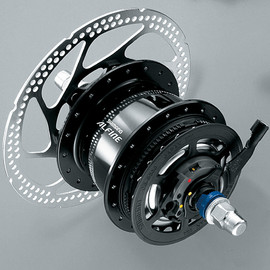 SHIMANO - ALFINE 11SPEED