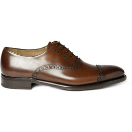 RALPH LAUREN - Classic Leather Brogues