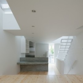 Ido Kenji Architect - House in Tamatsu