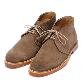 bal - SUEDE CHUKKA BOOT by VIENTO AMRICANO